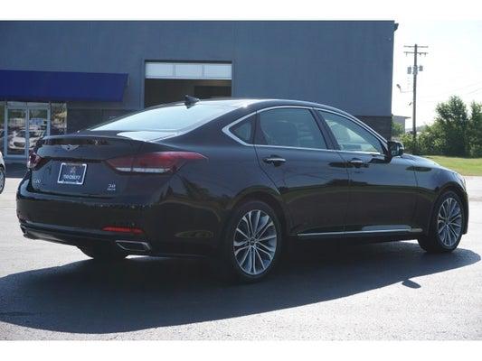 2017 genesis g80 3 8l in oklahoma city ok oklahoma city genesis g80 tio chuy s auto sales 2017 genesis g80 3 8l